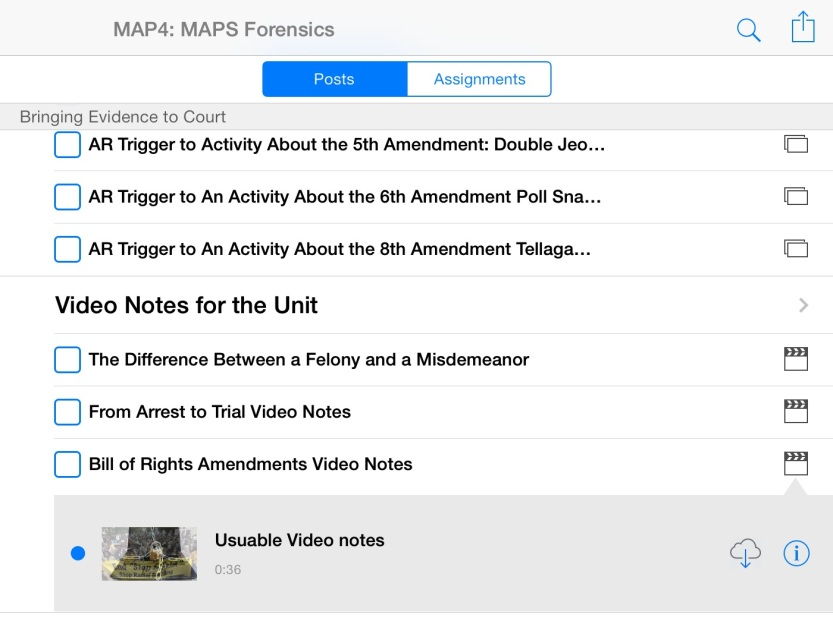iTunesU Video Notes Feature: How I Love Thee