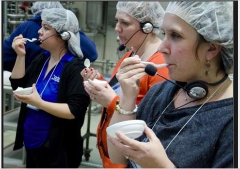 AR Trigger to Chemistry Ice Cream Lab