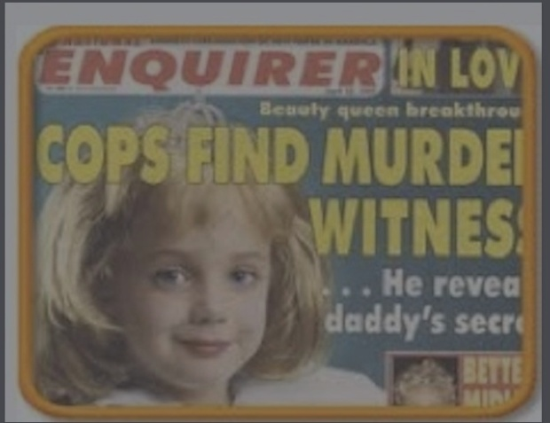 AR Trigger to Jon Benet Ramsey Ransom Note Video