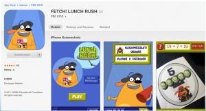Fetch Lunch Rush