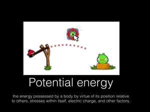 Potential Energy